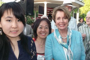 Marsha-Golangco-&-InternTiffany-Jiang-with-Nancy-Pelosi